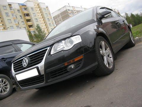 Чип-тюнинг VW Passat B6 2.0TDI DSG 2009 г.в.