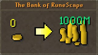 Becoming a Runescape Billionaire from 0 GP (#1)