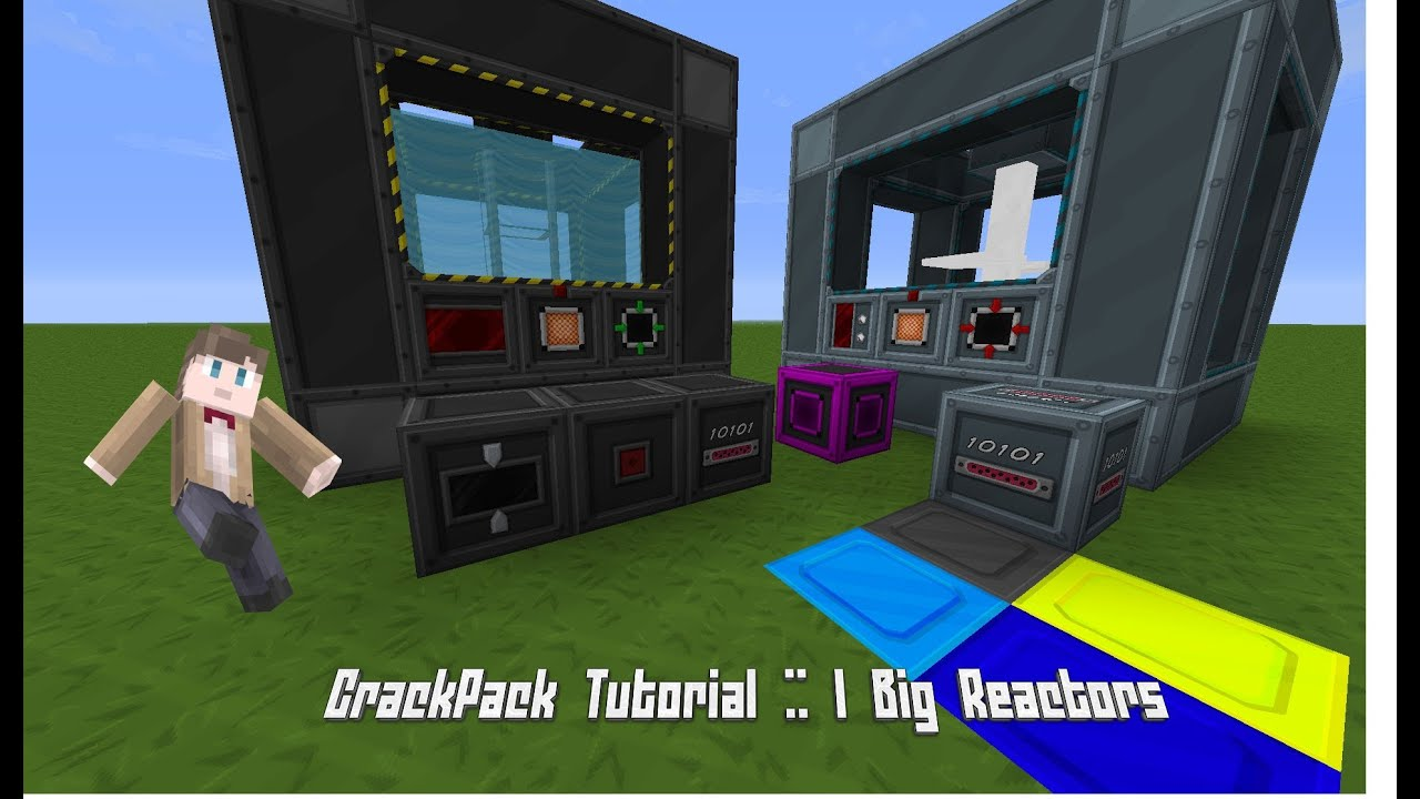 Crackpack tutorial 1 big reactors youtube crackpack tutorial 1 big reactors baditri Choice Image