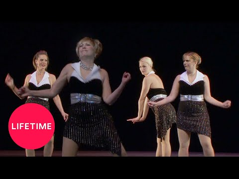 Dance Moms: The Moms' Group Jazz Performance (Season 1 Flashback) | Lifetime