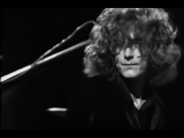 Led Zeppelin - How Many More Times (Danmarks Radio 1969)