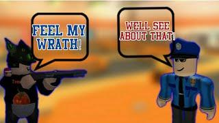 ROBLOX Jailbreak Killing Montage #1