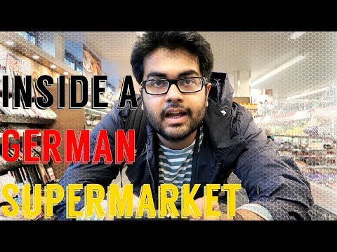 A QUICK STOP in a German Supermarket: Prices, Tips, Comparisons