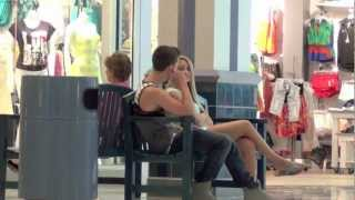 Awkward Situations in the Mall