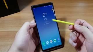 Samsung Galaxy Note 9 - Είναι το καλύτερο κινητό στην αγορά?! (Σύντομο review)