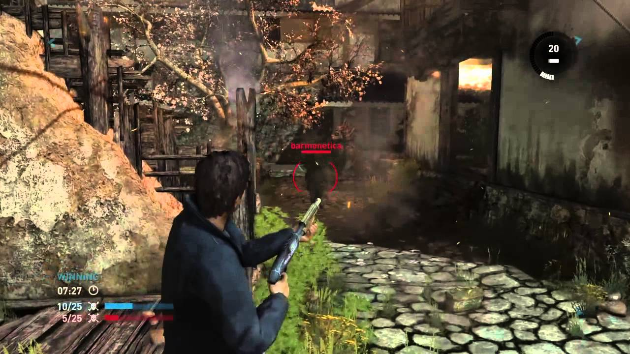 Tomb Raider Definitive Edition Multiplayer Gameplay Youtube