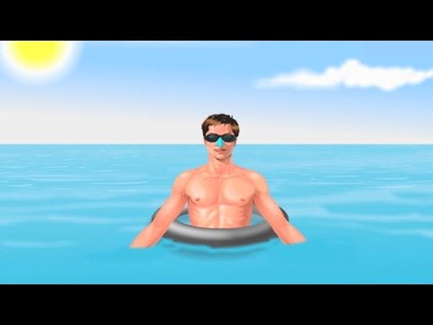 How Does The Sun Affect Your Skin? Benefits & Harmful Effects of Sunlight Exposure Animation Video