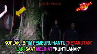 Download Video lari terbirit-birit tim pemburu hantu melihat kuntilanak MP3 3GP MP4