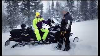 Снегоход Ski-Doo Expedition 1200. Квадроциклы и снегоходы. Выпуск 23(Смотрите в этом выпуске: Снегоход Ski-Doo Expedition 1200 Программа квадроциклы и снегоходы - первый и пока единствен..., 2015-07-08T18:54:16.000Z)