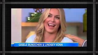 "Lindsey Vonn and Gisele Bundchen Promote Under Armour Campaign"""
