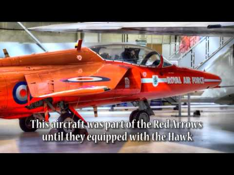 """""""RAF Museum"""", Test, Experimental and """"Cold War"""" Aircraft. Cosford, Wolverhampton. HD"""