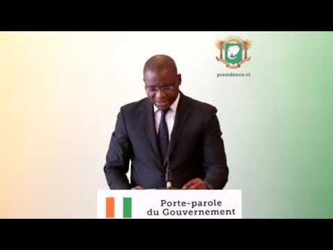 Côte d'Ivoire : Compte-rendu du Conseil des Ministres de ce mercredi 20 mars 2019.