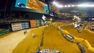 GoPro HD: Phoenix Race Monster Energy Supercross 2011
