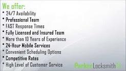 Parker Locksmith, 24/7 Service! Locksmith Parker CO