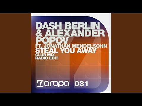 Steal You Away (Radio Edit)