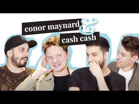 Conor Maynard X Cash Cash On Love, Heartbreak, And Fuckboys