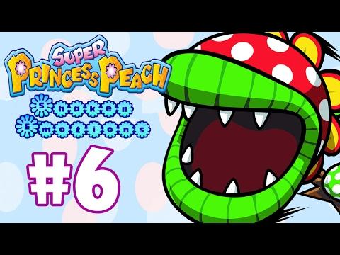 SUPER PRINCESS PEACH #6 - CAPITÃO CORUJA