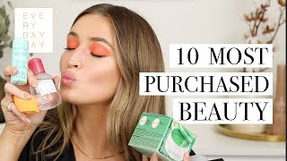 MY TOP 10 MOST REPURCHASED BEAUTY PRODUCTS 💸