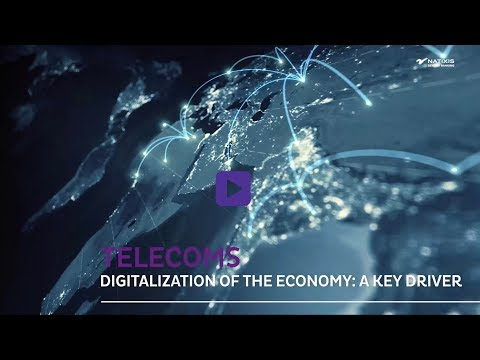 Natixis Infraday - Telecoms : digitalization of the economy, a key driver