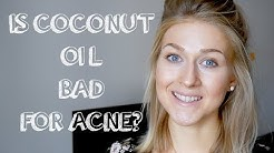 hqdefault - Coconut Oil Acne Remedy