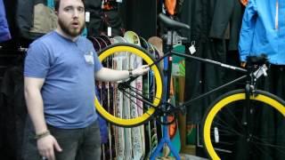 Обзор городского велосипеда Bear Bike New Deli
