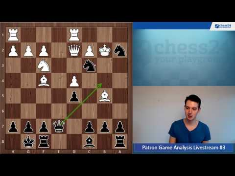 When You See A Good Move, Look For A Better One! | Patron Game Analysis #10