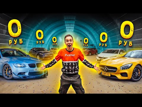 I Opened A Free Car Dealership in RUSSIA!