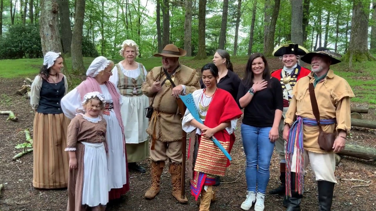 Daniel Boone Native Gardens and The Hickory Ridge Living History Museum