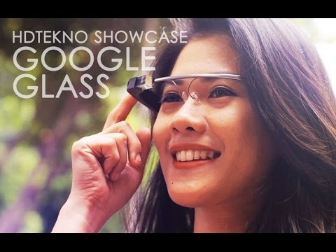 [SHOWCASE] Google Glass di Indonesia