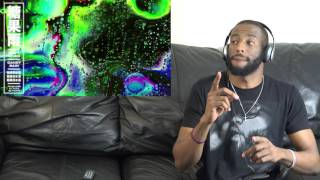 REACTION to Andy Mineo - Candy Rain (No Audio)