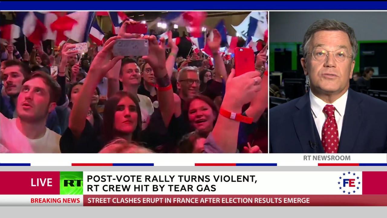 Macron is a 'marketing baby of Mr. Hollande' – former adviser to Nicolas Sarkozy