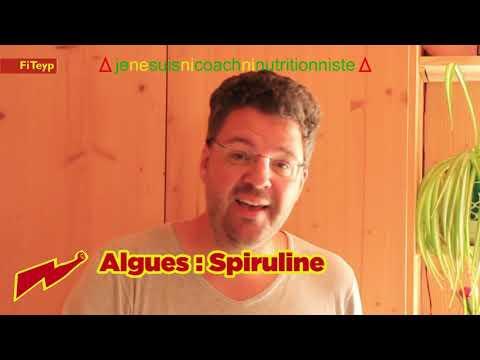 La spiruline : l'hormone de la nuit ? - DoctiPharma - Comparatif