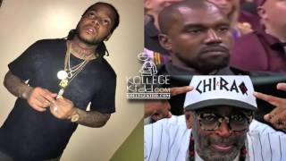 king louie says kanye west told him spike lee s chi raq movie was a comedy