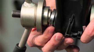how to remove and install press fit bottom brackets by performance bicycle