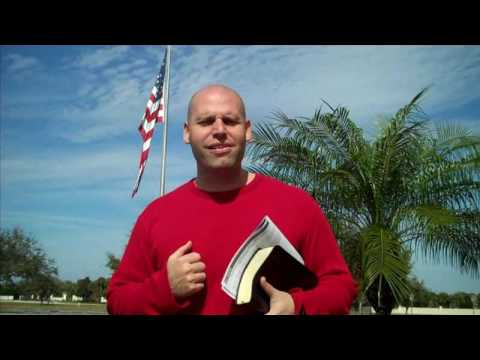 Living In First Place - Pastor Jesse DiMartino - Church on the Rock Sarasota