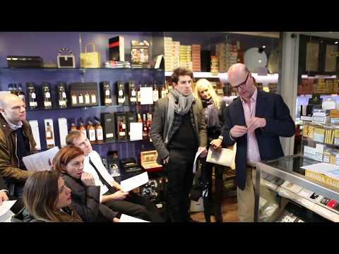 Cigar Workshop - British Butler Academy