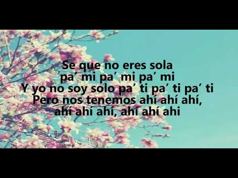 Mau y Ricky, Karol G - Mi Mala (Official Lyrics)