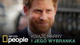 Wybór księcia Harrego zadziwił rodzinę królewską - Meghan Markle: hollywoodzka księżniczka