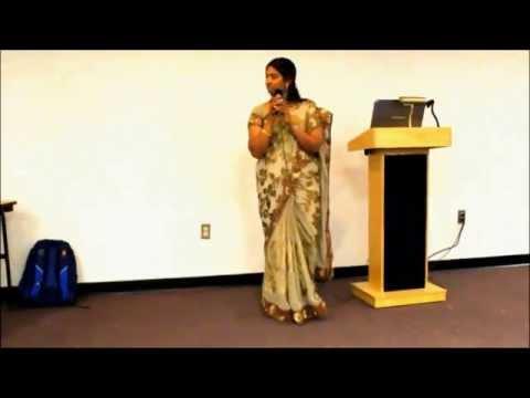 Thiruvalluvar Tamil School Edison, NJ - Tamil Oratory Contest - Part - 1
