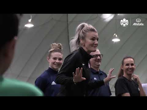Allstate High Performance Soccer Clinic | Kaylyn Kyle