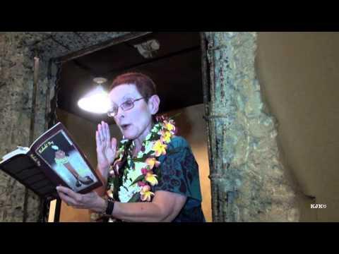Perle Besserman Honolulu Book Launch 'Kabuki Boy'