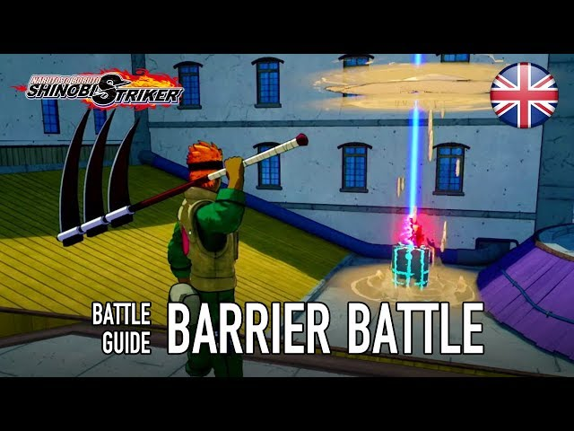 Naruto to Boruto: Shinobi Striker Barrier Battle | ISK Mogul
