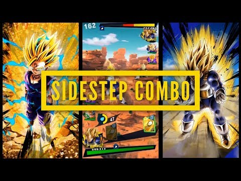 Dragonball Legends - 4 Techniques To Improve Your PVP Game, Dash Side Step,  Ki Blast Cancel