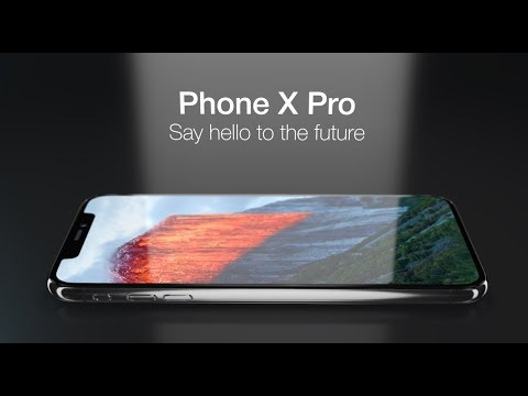 iphone x pro trailer i 8 gb ram i touch id i ios 12 i 2018. Black Bedroom Furniture Sets. Home Design Ideas