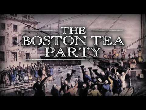 The Real Story of the Boston Tea Party