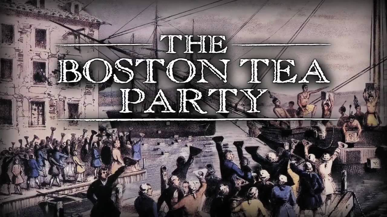 boston tea party by Steph Eppler