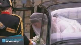 Mariage de Kate et William : les meilleurs moments - Le Figaro
