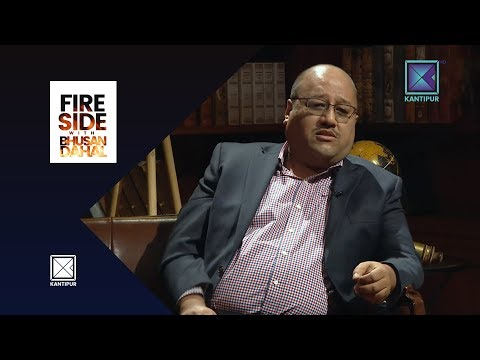 Sujeev Shakya (Economic Commentator and Writer) - Fireside | 14 May 2018