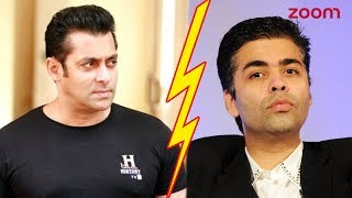 Did Salman Khan Betray Karan Johar? KJo Shelves Aayush Sharma's Debut
