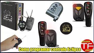 Como programar controle dos alarmes Eclipse , Sistec e Spyder